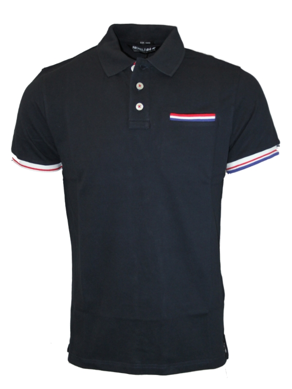 NEW-MENS-NICKELSON-NMC0039-DESIGNER-BRANDED-POLO-NECK-TSHIRT-TOP-SIZES-S-XXL-UK