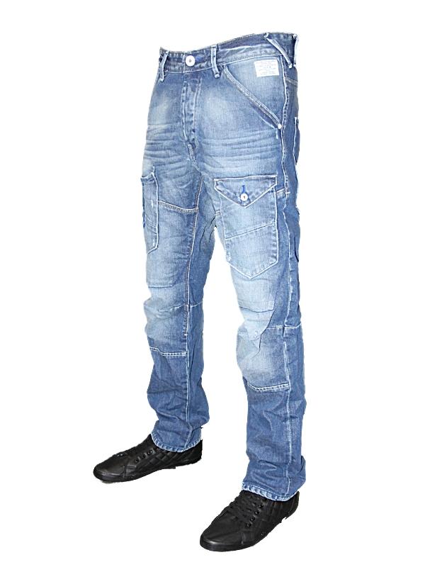 new mens blue jack jones stan major designer tapered fit denim jeans. Black Bedroom Furniture Sets. Home Design Ideas