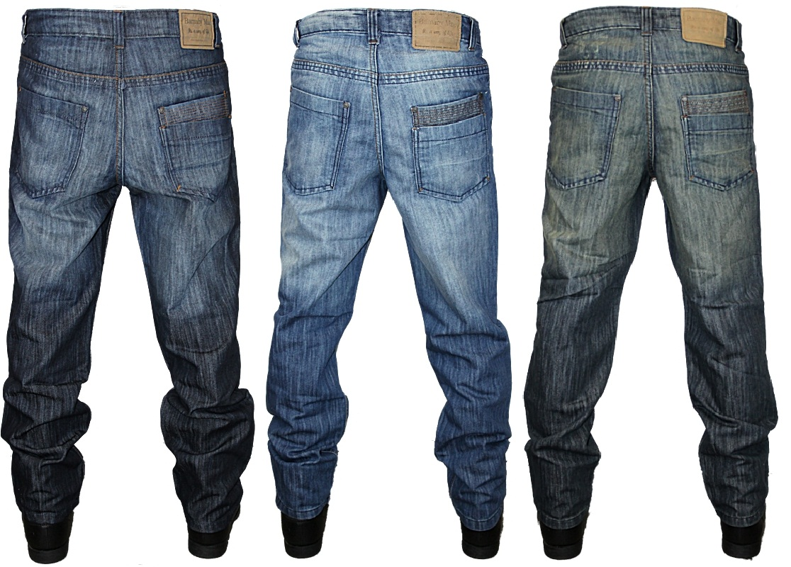 barnaby mac bm122 herren n jeans klassischer schnitt alle weiten und bergr e ebay. Black Bedroom Furniture Sets. Home Design Ideas