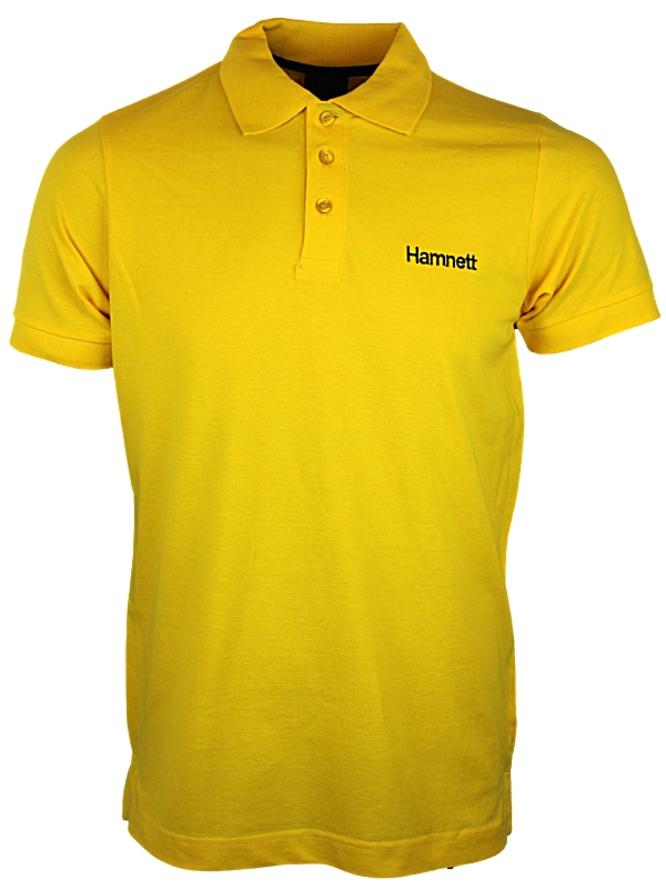 NEW-MENS-HAMNETT-GOLD-H707627TH-DESIGNER-POLO-NECK-T-SHIRT-TOP-SIZES-S-XXL-UK