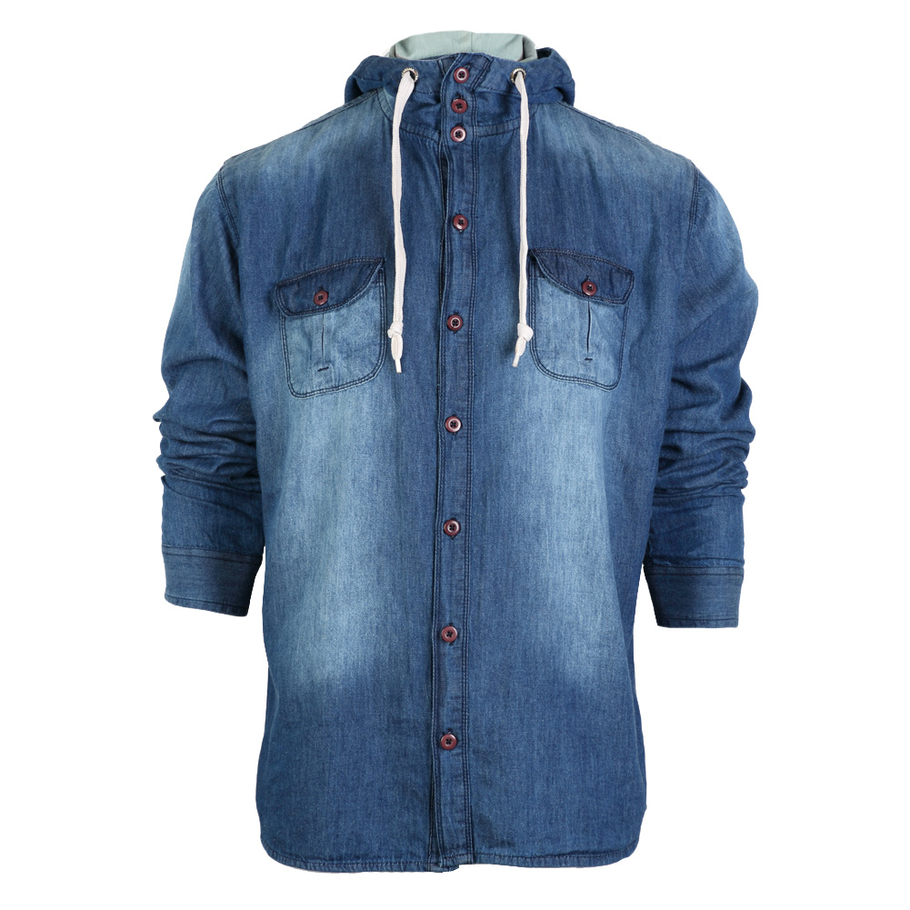 denim shirt pockets - photo #20