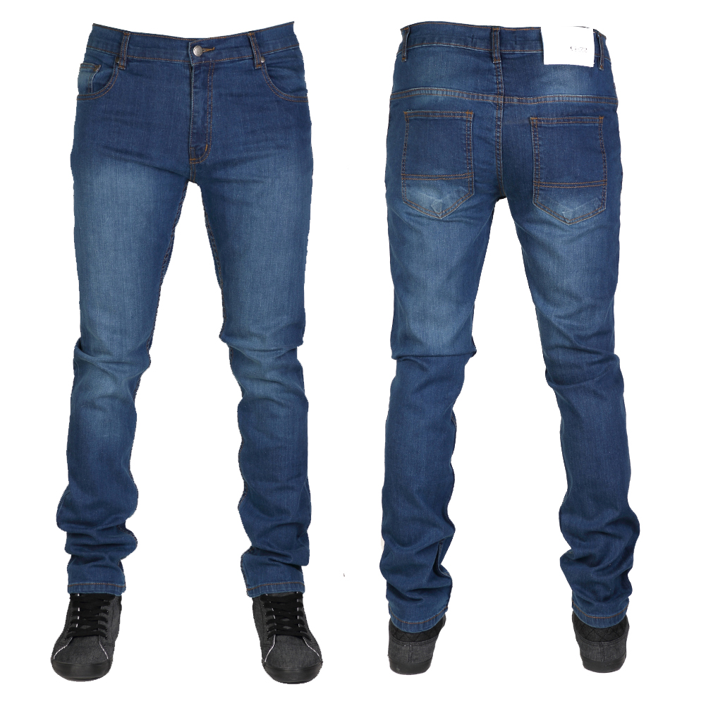 Mens Super Skinny Stretch Jeans