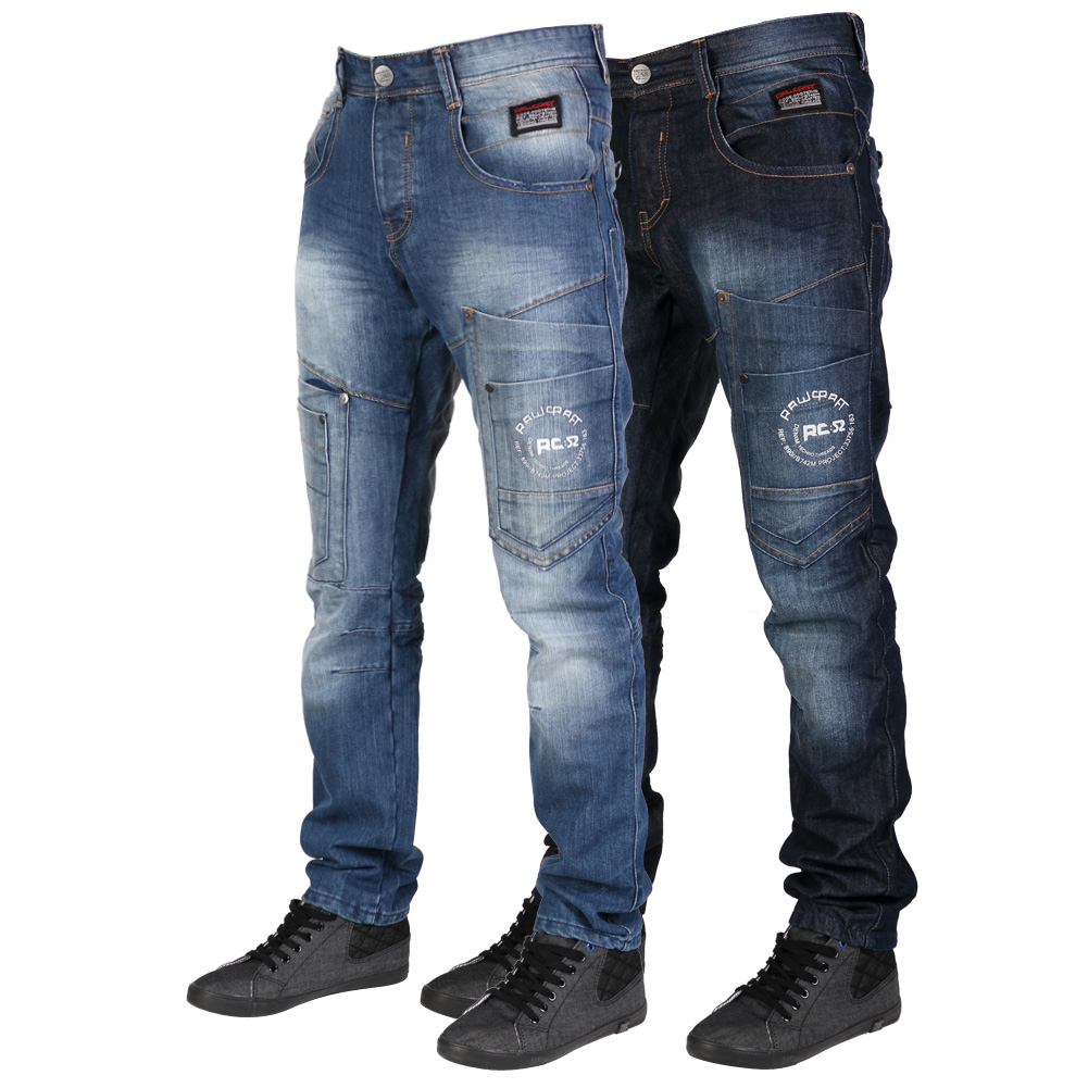 Straight Fit Jeans Mens