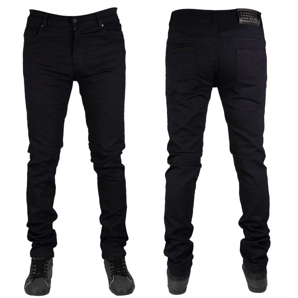 MENS SLIM FIT G72 DENIM SUPER STRETCH SKINNY JEANS ALL WAIST &amp ...