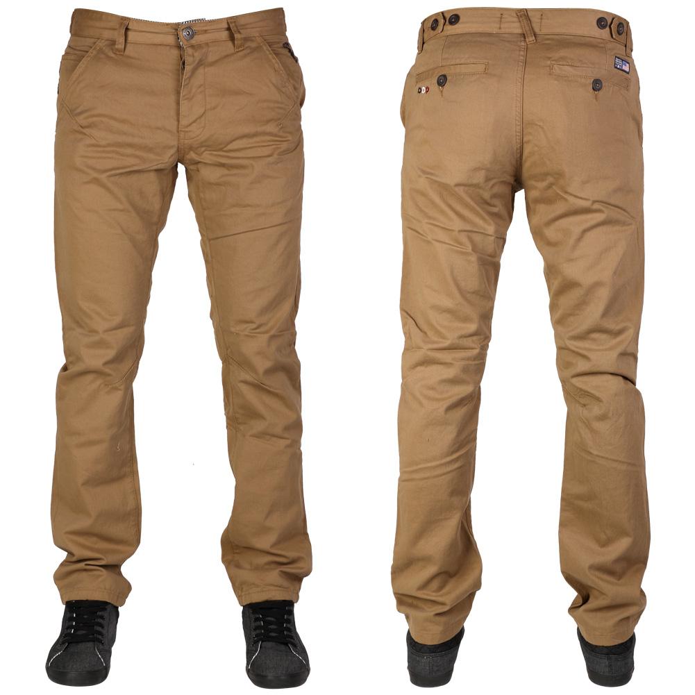 nouveau homme santa monica braguette boutonn e slim pantalon chino jeans toutes les tailles de. Black Bedroom Furniture Sets. Home Design Ideas