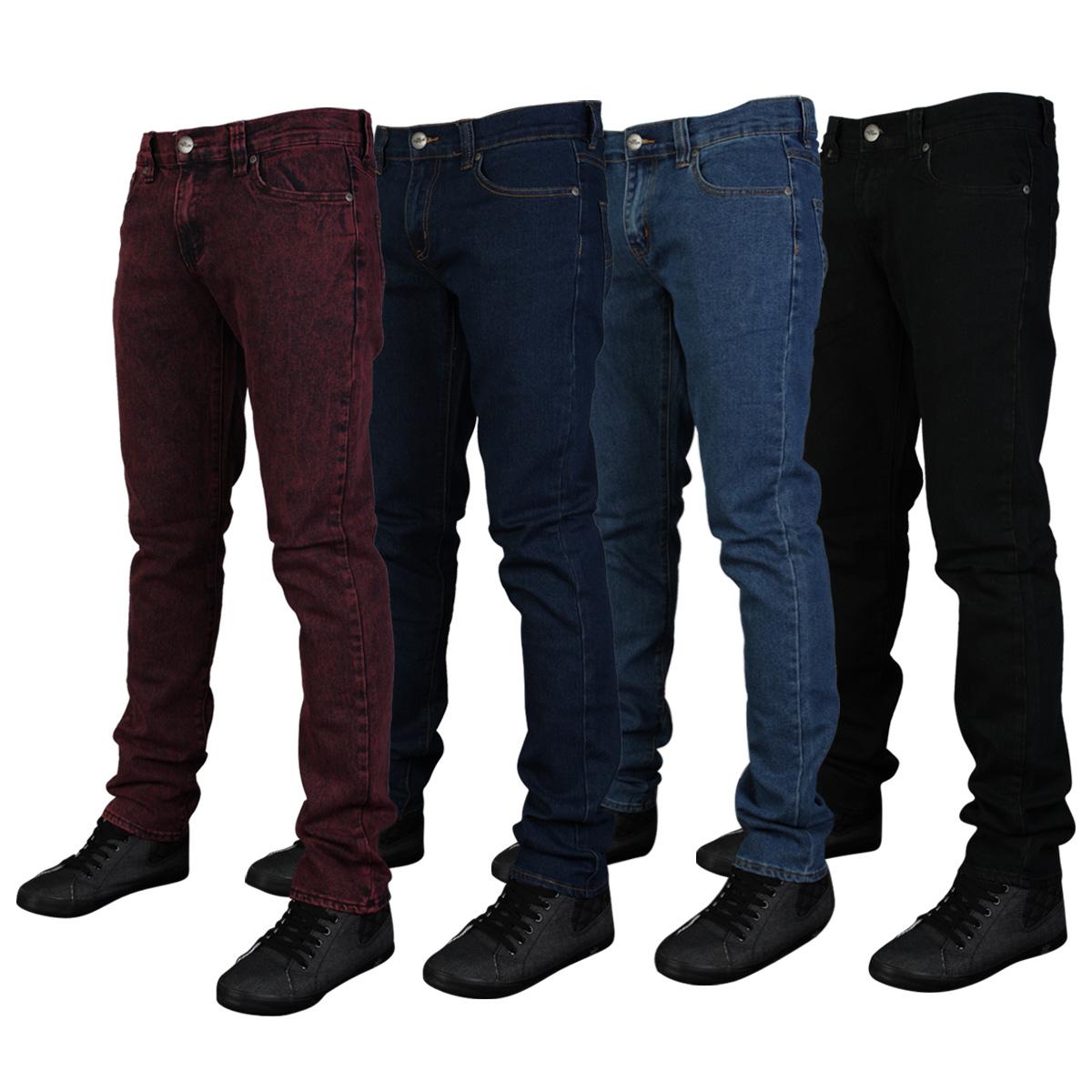 Black Skinny Stretch Jeans - Most Popular Jeans 2017