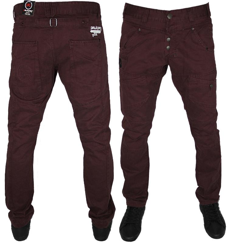 NEW-MENS-RAWCRAFT-JEANS-C603543C-DESIGNER-SLIM-FIT-CHINOS-ALL-WAIST-AND-LEG-SIZE