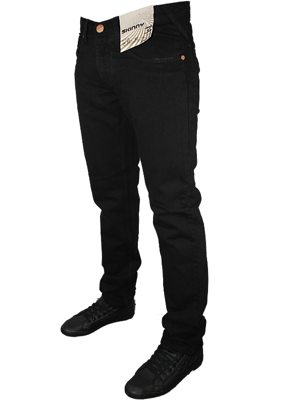 Black jeans mens slim – Global fashion jeans models