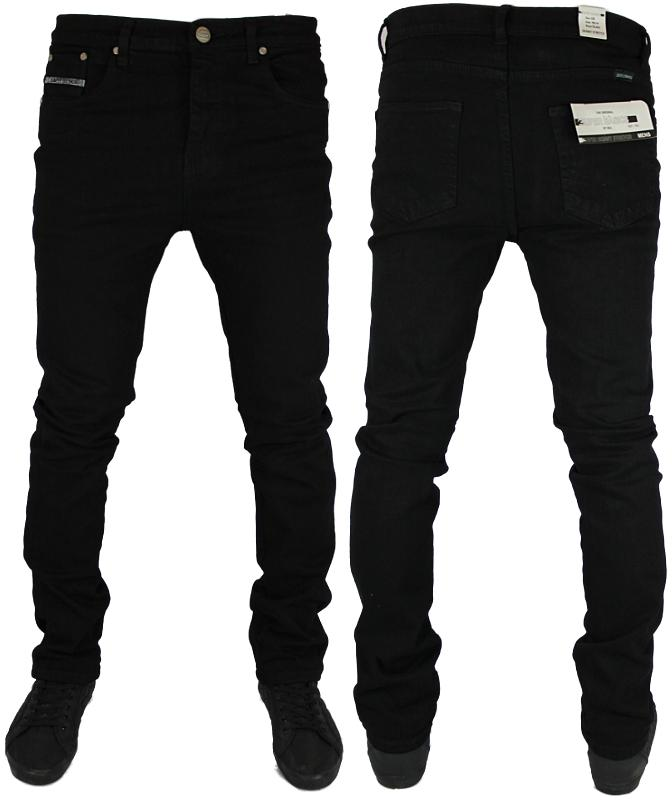 NEW MENS SUPER BASICS MJT14 DESIGNER SKINNY STRETCH JEANS ALL ...