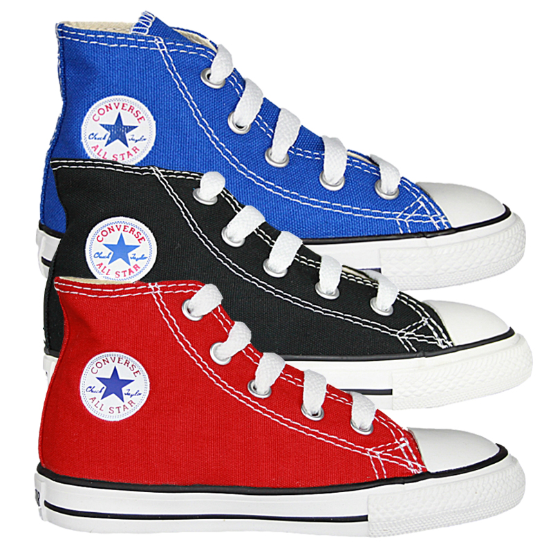 kids converse high top