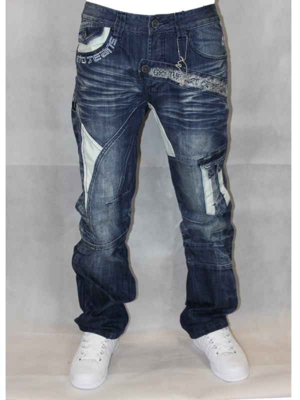 new mens jeans eto em94 waist 30 32 34 36 38 40 42 ebay. Black Bedroom Furniture Sets. Home Design Ideas