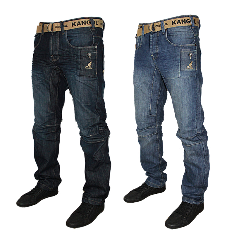Tapered Leg Jeans Photo Album - Reikian