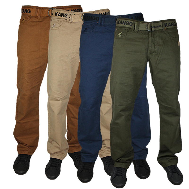Give those other shaped jeans the boot with men's tapered jeans. Tapered jeans get narrower (or tapered, duh) below the knee, but are still roomy on top. Tapered jeans get narrower (or tapered, duh) below the knee, but are still roomy on top.