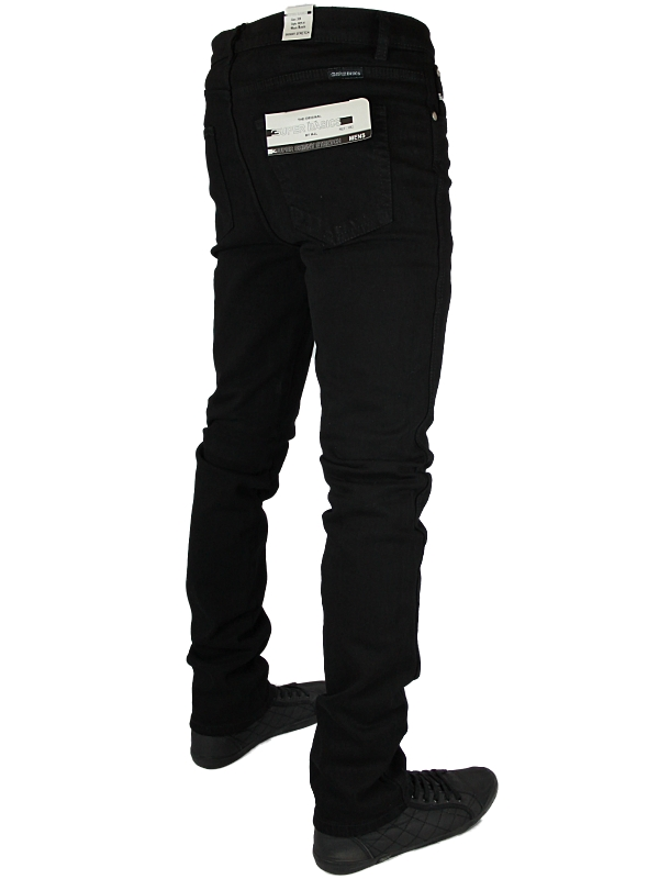BB MENS SUPER BASICS MJT14 SKINNY STRETCH JEANS ALL WAIST & LEG ...