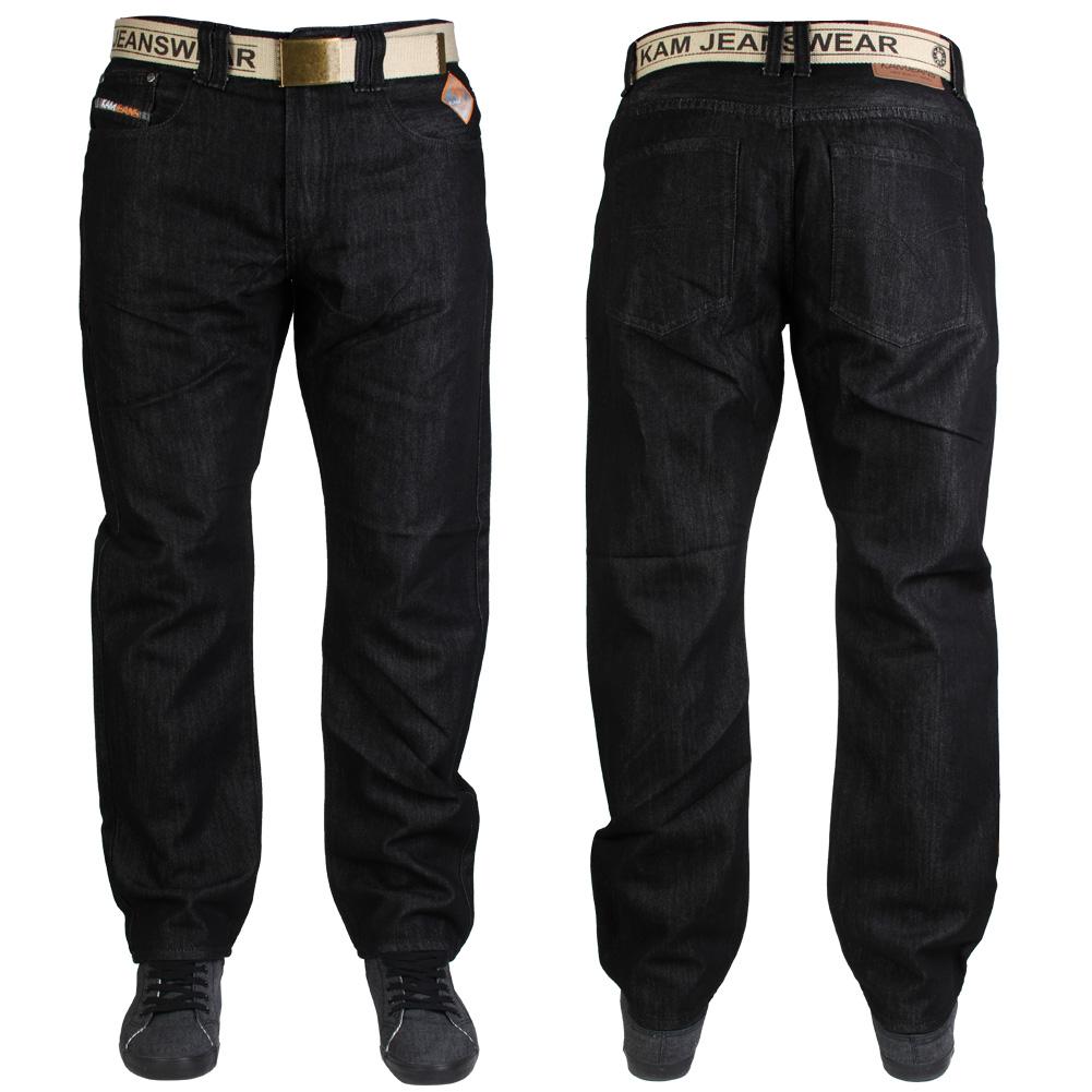 Designer Black Jeans - Xtellar Jeans