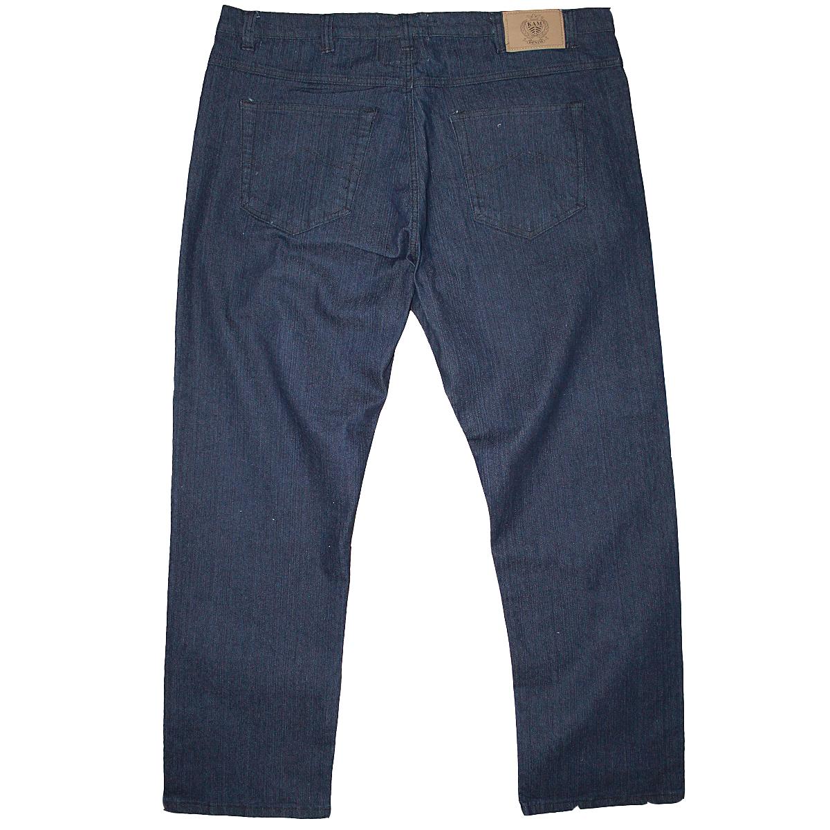 KAM-JEANS-BLUE-MENS-REGULAR-FIT-KBS-101-C-JEANS-ALL-WAIST-AND-LEG-BIG-KING-SIZE