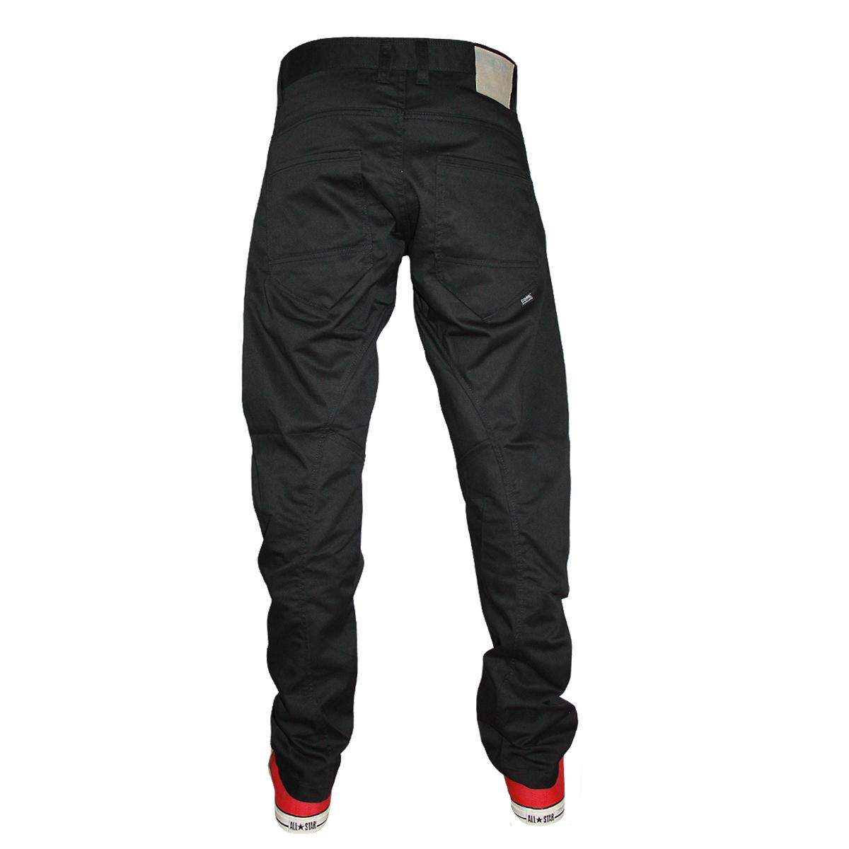 mens black jack jones jeans dale colin twist chino pants. Black Bedroom Furniture Sets. Home Design Ideas