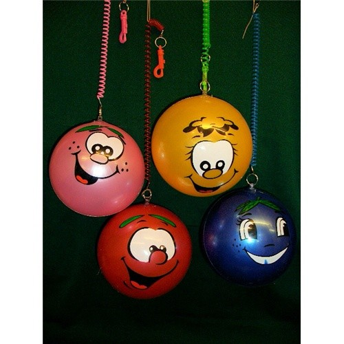 10-Smelly-Ball-Soft-Play-Fruity-Scented-w-Key-Fob