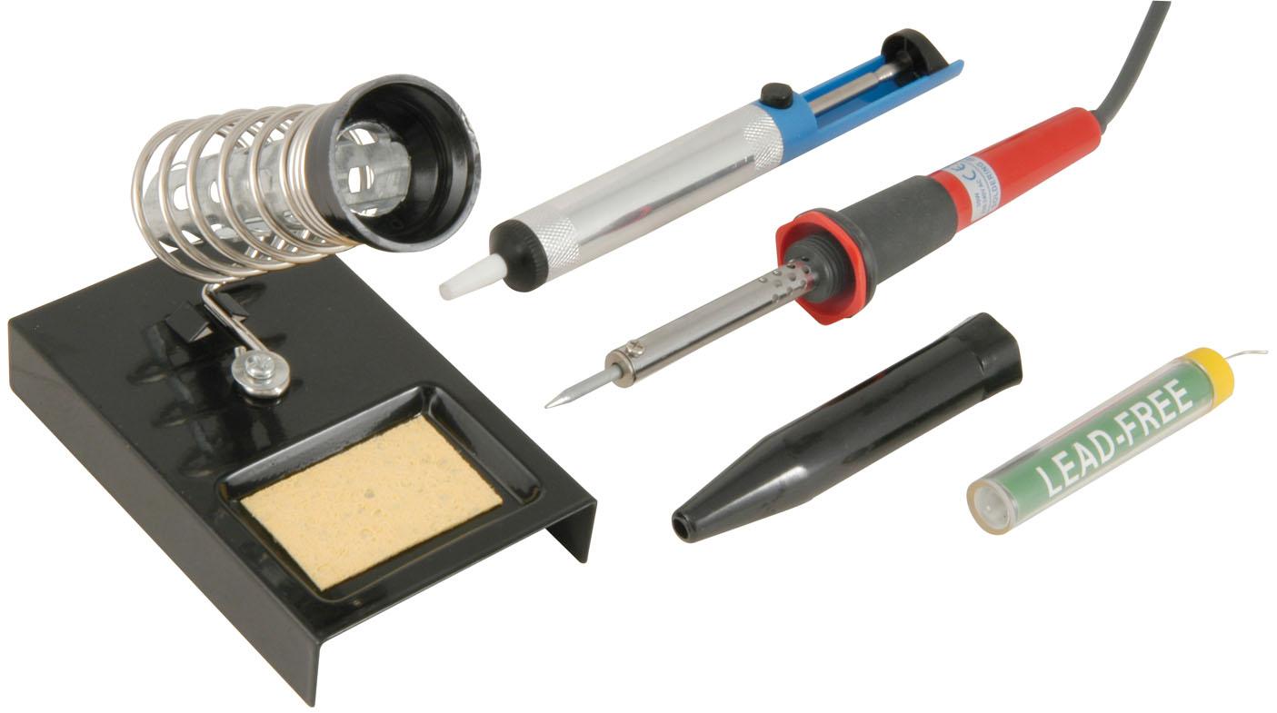 soldering iron set 4pcs buy online. Black Bedroom Furniture Sets. Home Design Ideas
