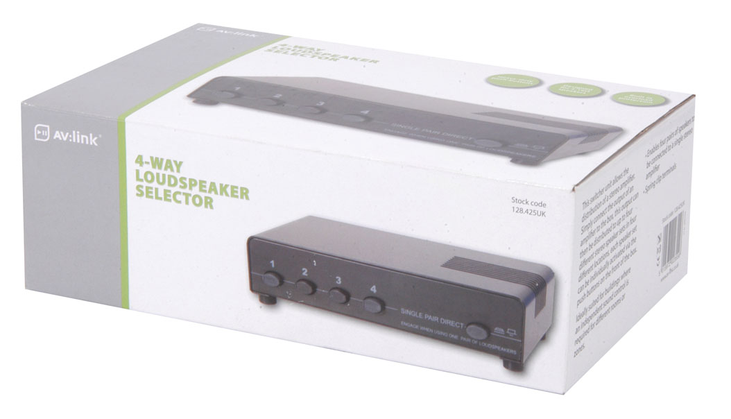 Net 30 On Invoice Excel Av Link  Way Hifi Protected Speaker Stereo Selector Switcher  Free Simple Invoice Template Word with Simple Invoice Template Excel Pdf Av Link  Way Hifi Protected Speaker Stereo Selector Switcher  How To Write A Sales Receipt Word