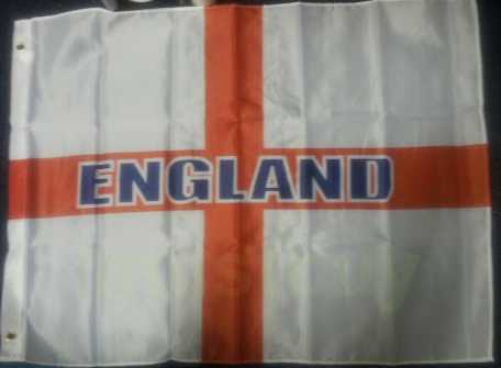 St George England Flag World Cup 20 x 30 cm