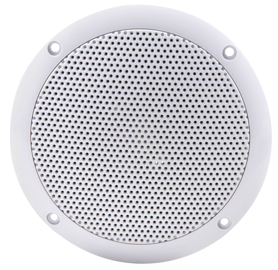 2x Waterproof Bathroom Kitchen Patio Ceiling Speakers 13cm