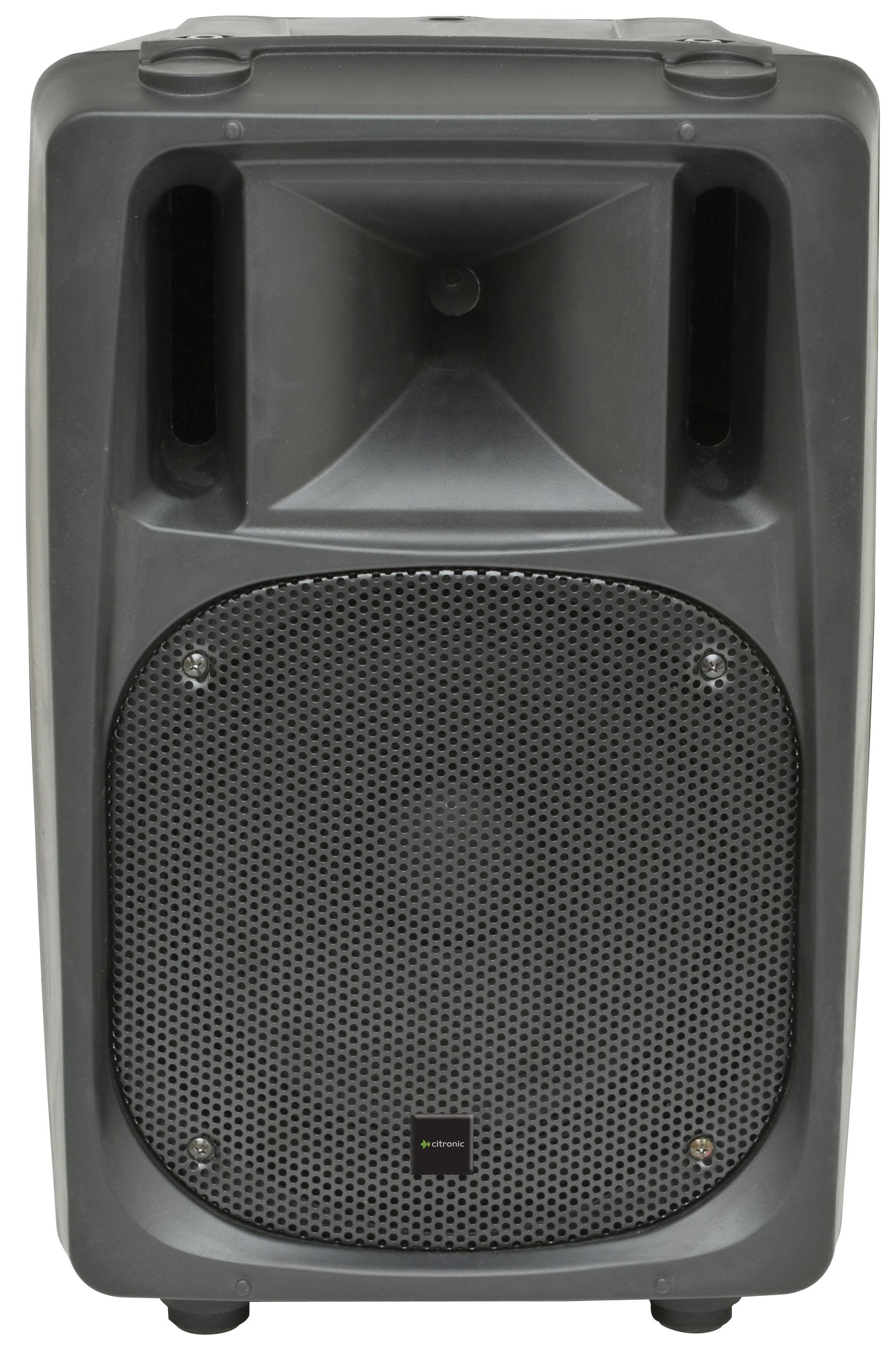 CITRONIC CV8 Moulded Speaker Cabinet 12 Integral 65 Mm Pole Mount