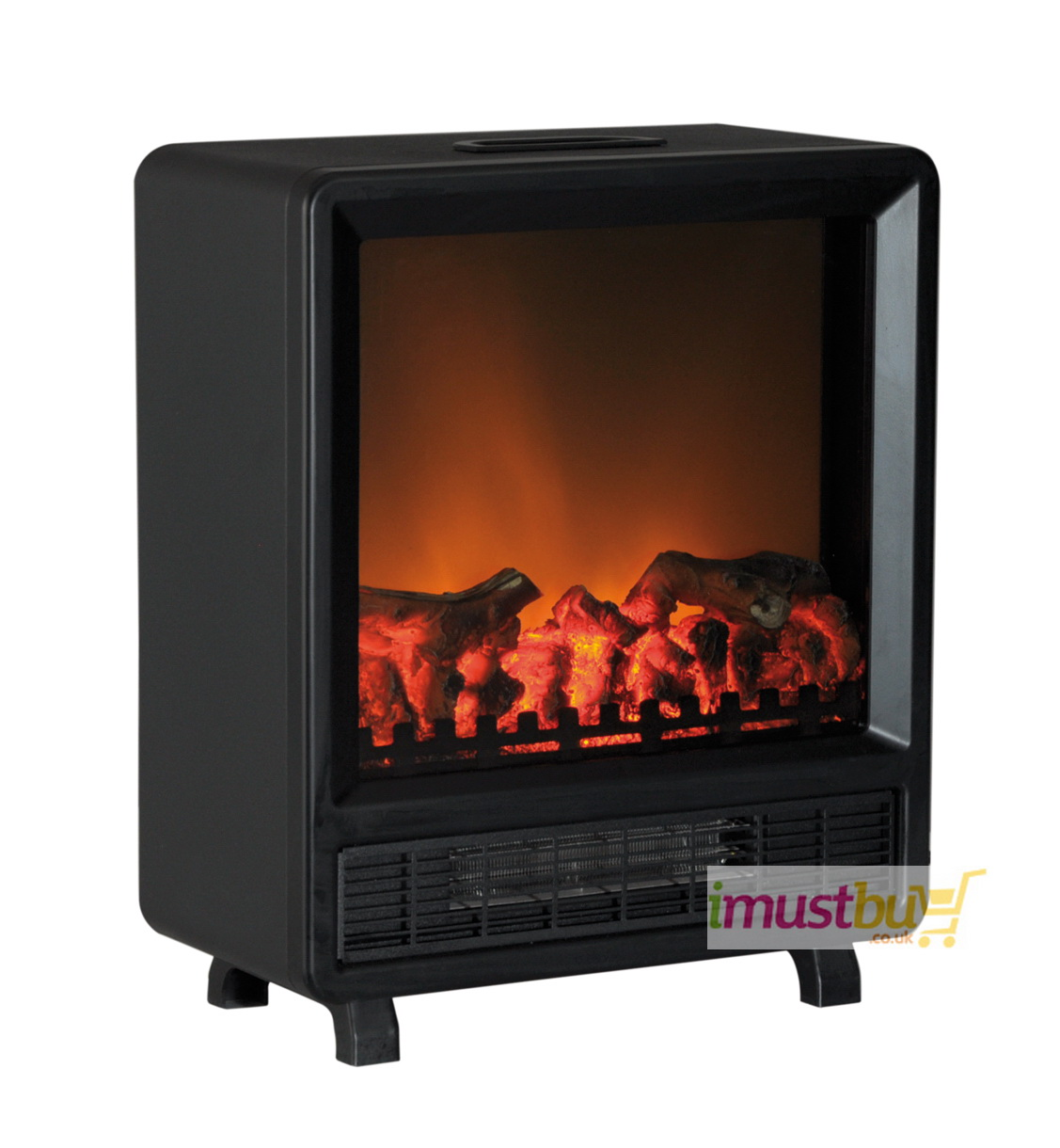 Electric Stove Heater ~ Imustbuy prem i air kw log flame effect electric stove