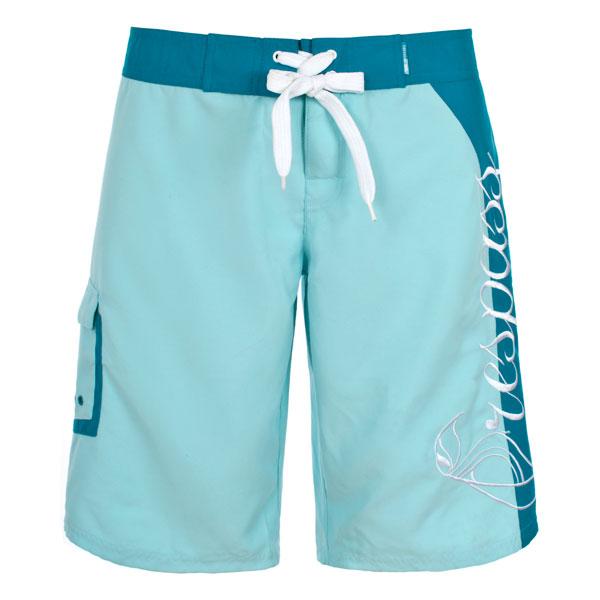 TRESPASS-DASILAMI-LADIES-LONG-SURF-BOARD-SHORTS-PANTS-SPEARMINT