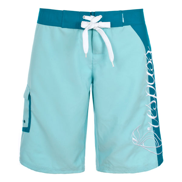 TRESPASS-DASILAMI-LADIES-LONG-SURF-BOARD-SHORTS-PANTS-SPEARMINT