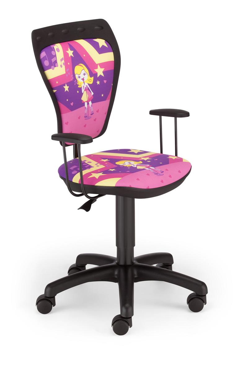 kids childrens superstar pop star pink girls computer. Black Bedroom Furniture Sets. Home Design Ideas