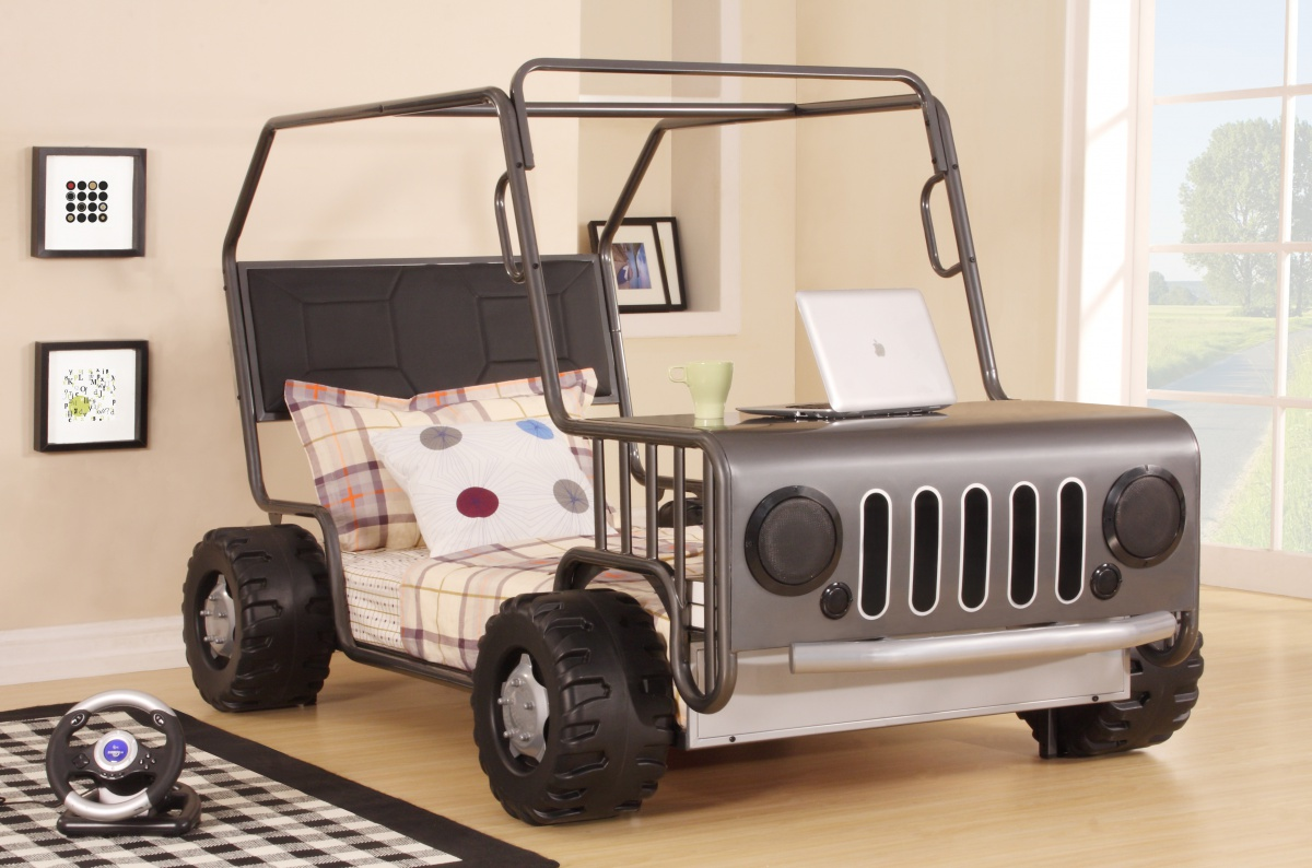 Jeep Bed Frame