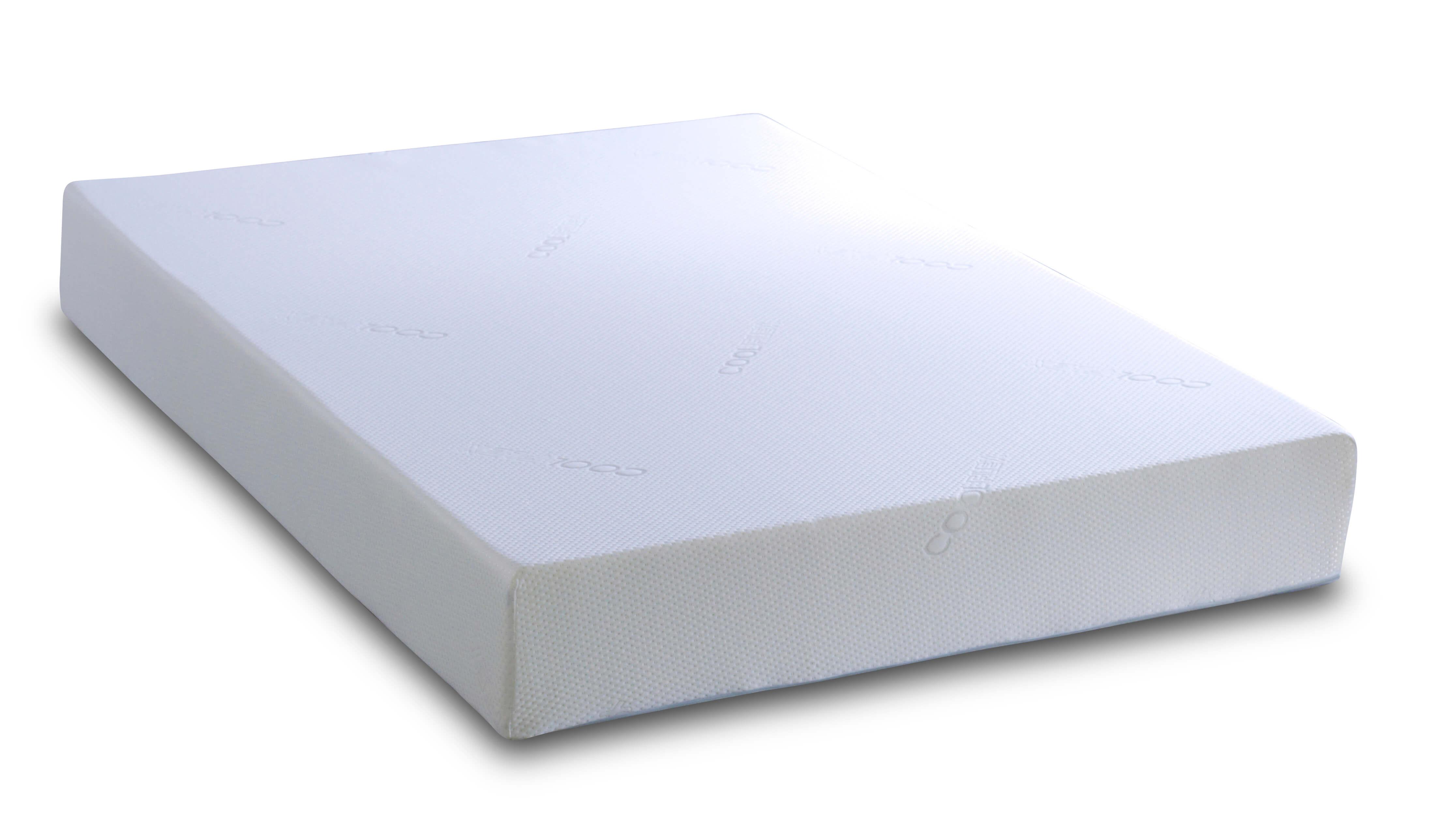 Visco Elastic Gel Memory 250 Firm Memory Foam 6ft Super King Size Mattress Ebay