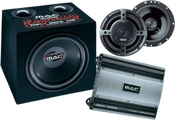 mac audio xtreme 4000 power pack in car hi fi subwoofer. Black Bedroom Furniture Sets. Home Design Ideas