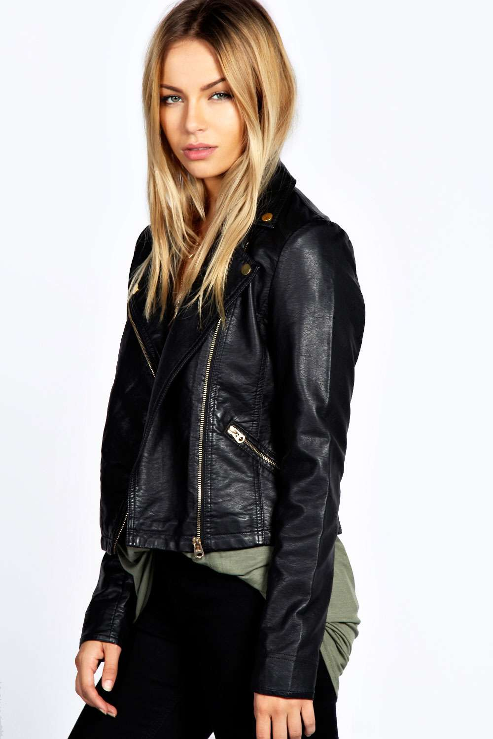 Leather jacket target - Womens Faux Leather Jacket Target