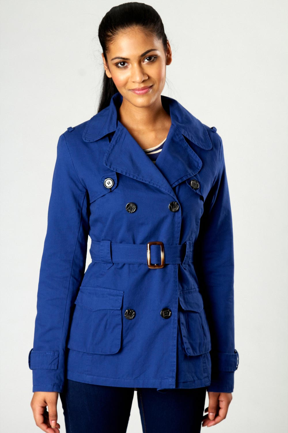 Boohoo-Sonya-Short-Length-Double-Breasted-Cotton-Twill-Mac-Coat