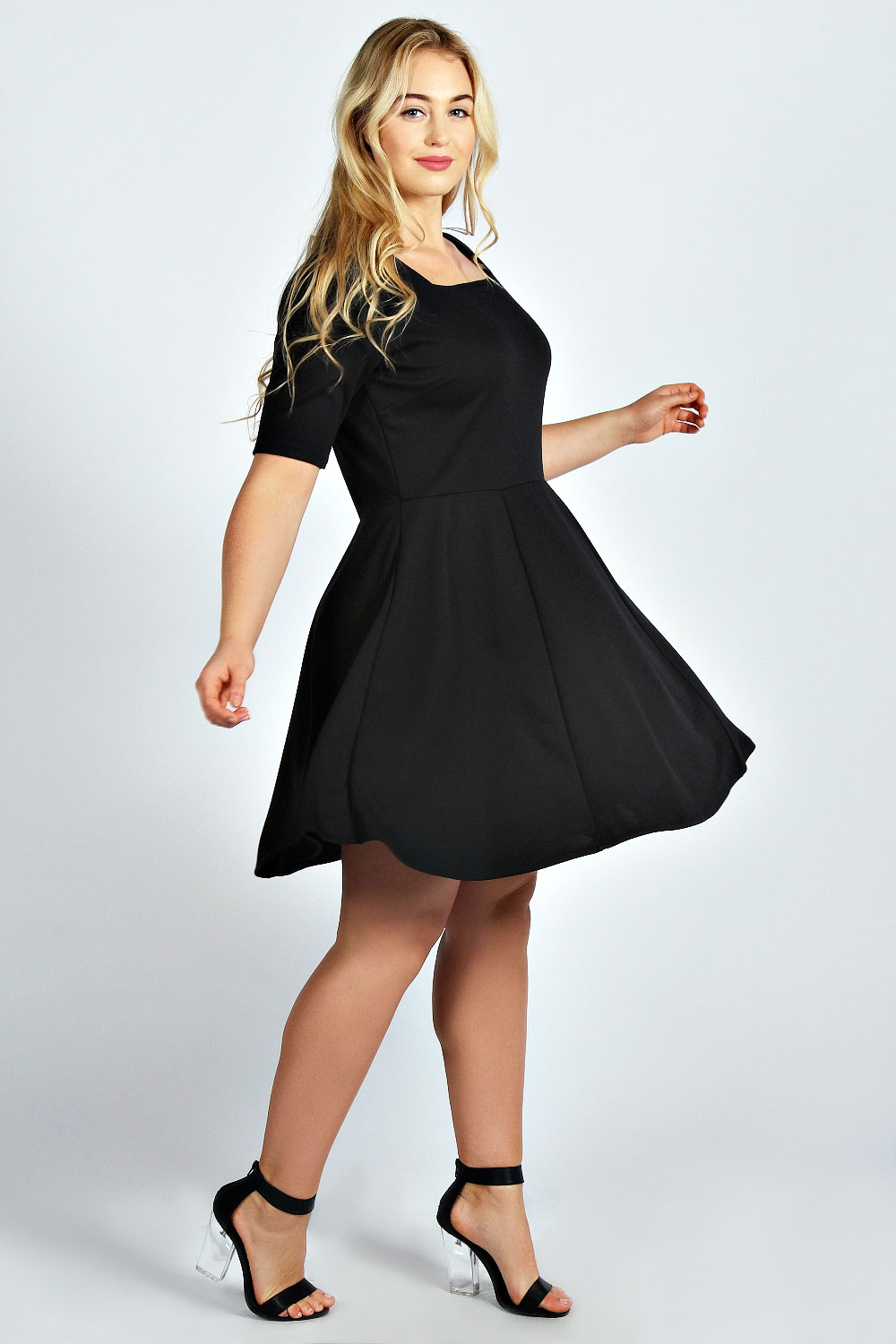 Our women's fit and flare dresses have a fitted bodice and full skirt, making it a Day to Night Looks· Style for Your Life· High Fashion for Everyday· Free Shipping $50+Styles: Dresses, Flare, Midi, Denim, Casual.