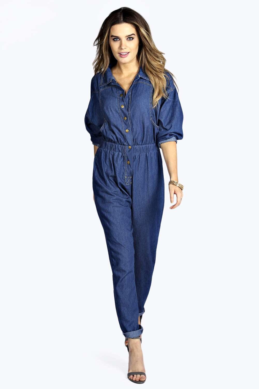 Womens Boiler Suit Fashion