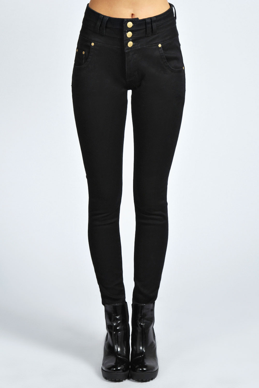 Non Stretch Jeans Womens