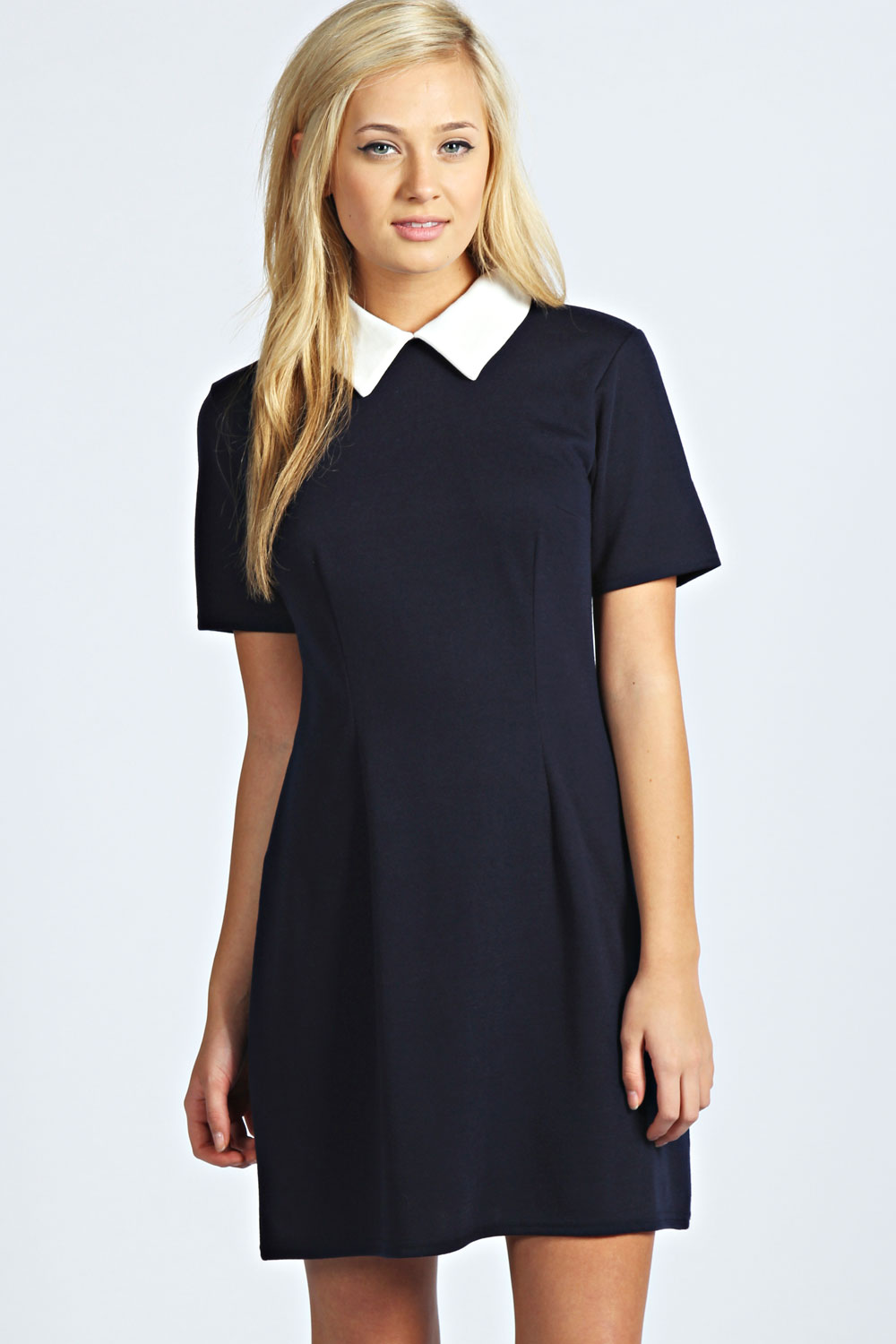 Shop Karen Scott Petite Cotton Contrast-Collar Dress, Created for Macy's online at paydayloansboise.gq A crisp, contrast collar highlights the sophisticated style of Karen Scott's petite .