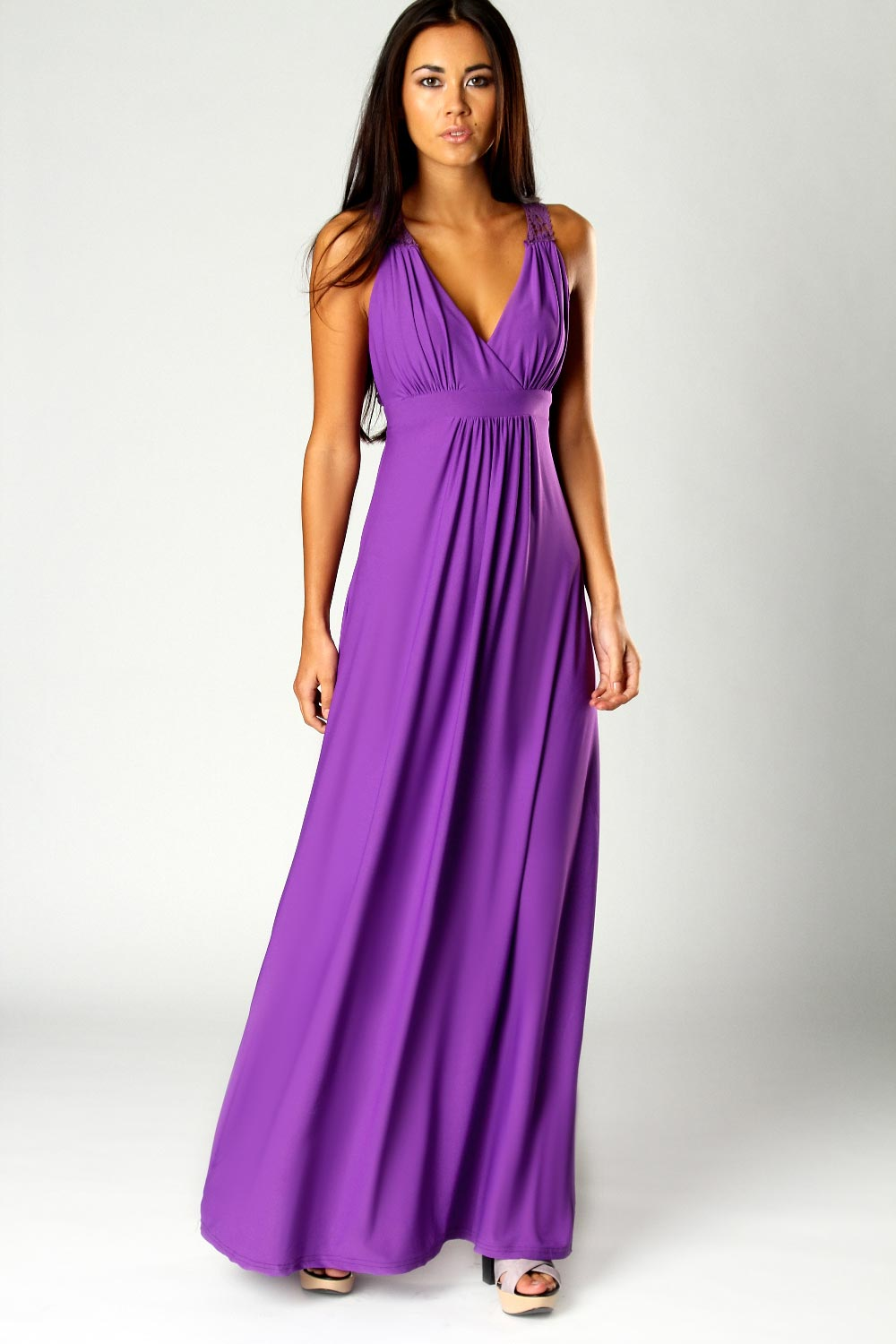 Maxi Dresses. If you are shopping for the perfect dress but looking for something a little longer, check out our maxi dresses selection. With hemlines reaching your ankle or the floor, these dresses are the perfect choice for some of your wardrobe staples.