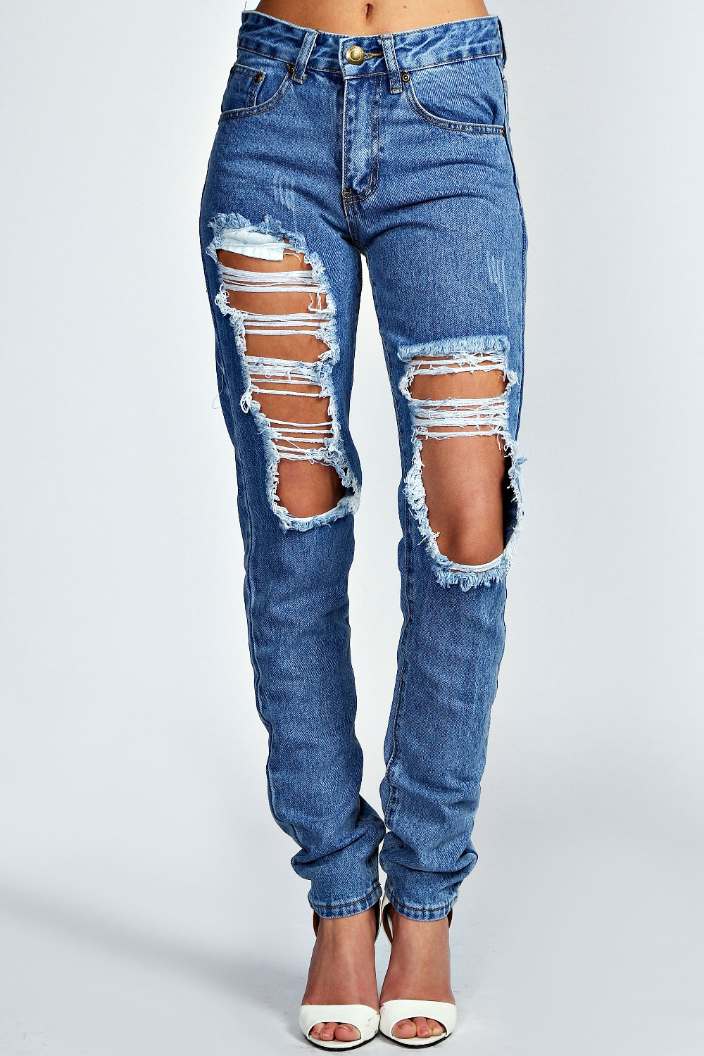 SLIM FIT CUT, ZLZ Ripped distressed jeans pants originating from Women's Hight Waisted Butt Lift Stretch Ripped Skinny Jeans Distressed Denim Pants. by Skirt BL. $ - $ $ 10 $ 30 99 Prime. FREE Shipping on eligible orders. Some sizes/colors are Prime eligible.