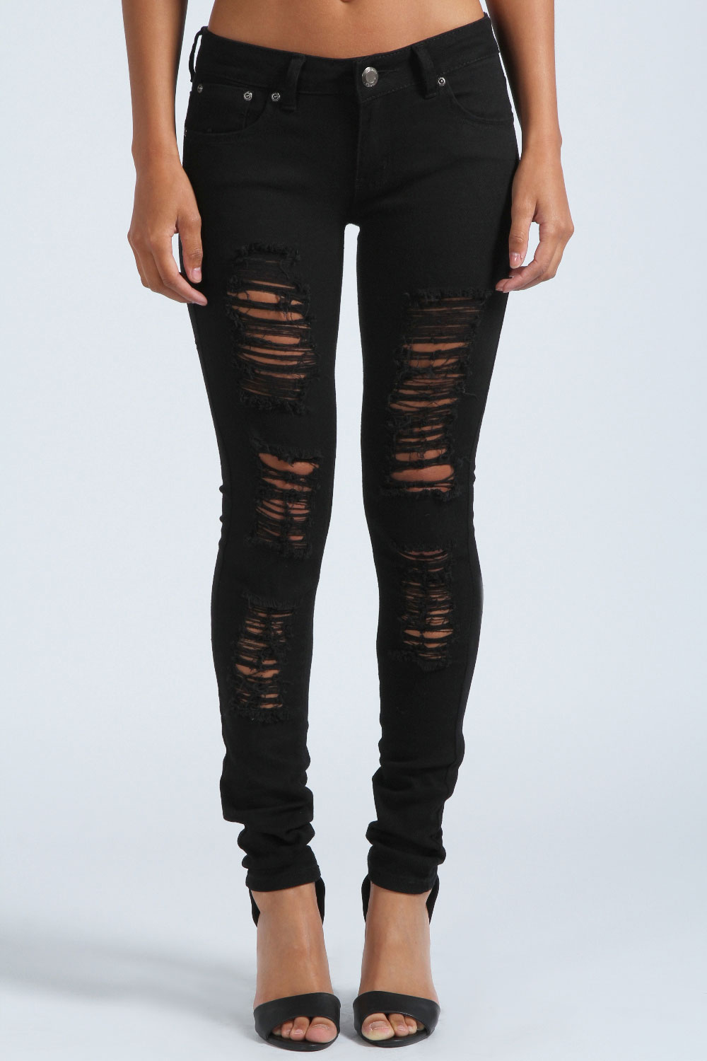 Shop ripped jeans online at hereaupy06.gq, find the latest styles of cheap skinny, black and high waisted ripped jeans at discount price.