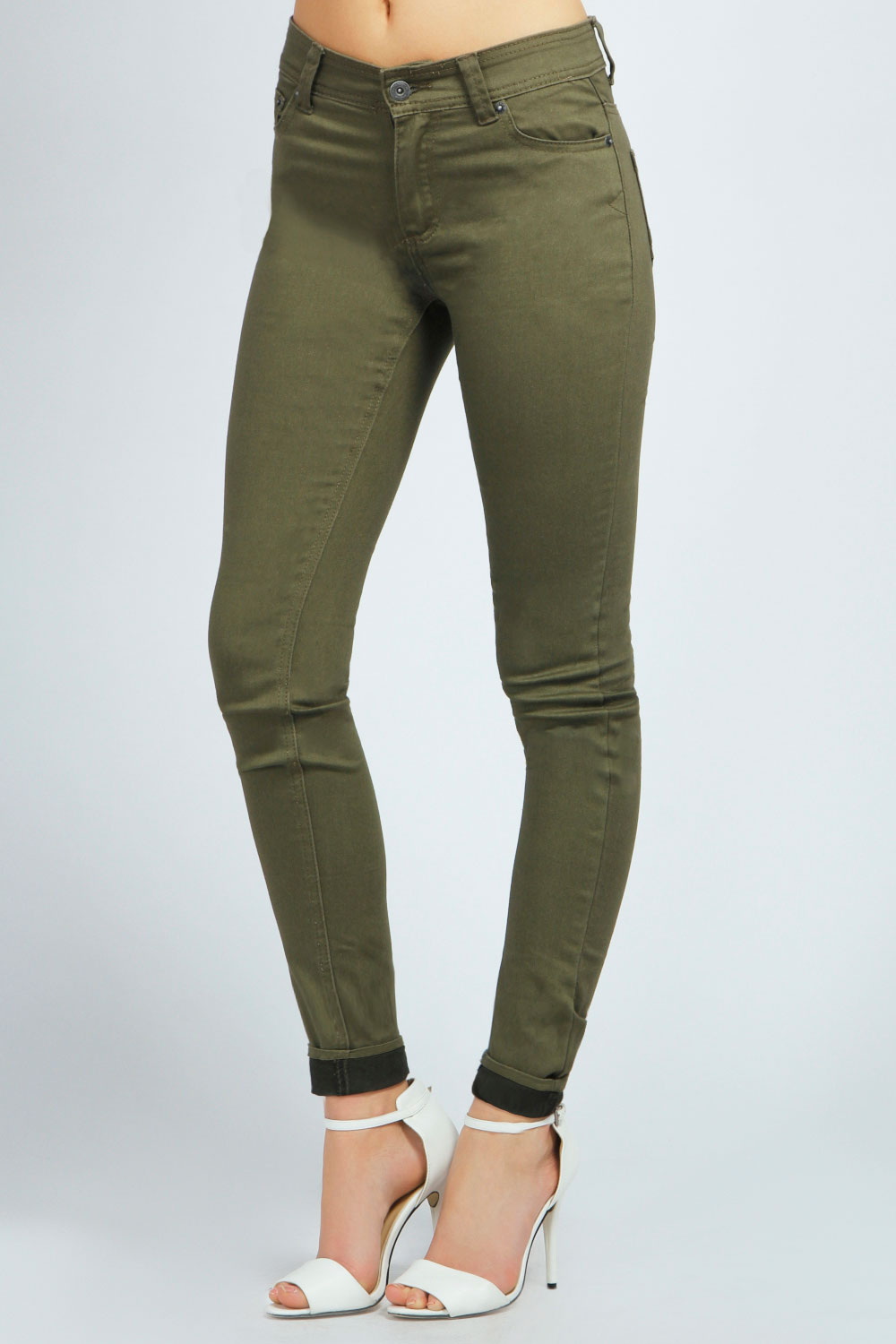 Coloured Jeans Womens
