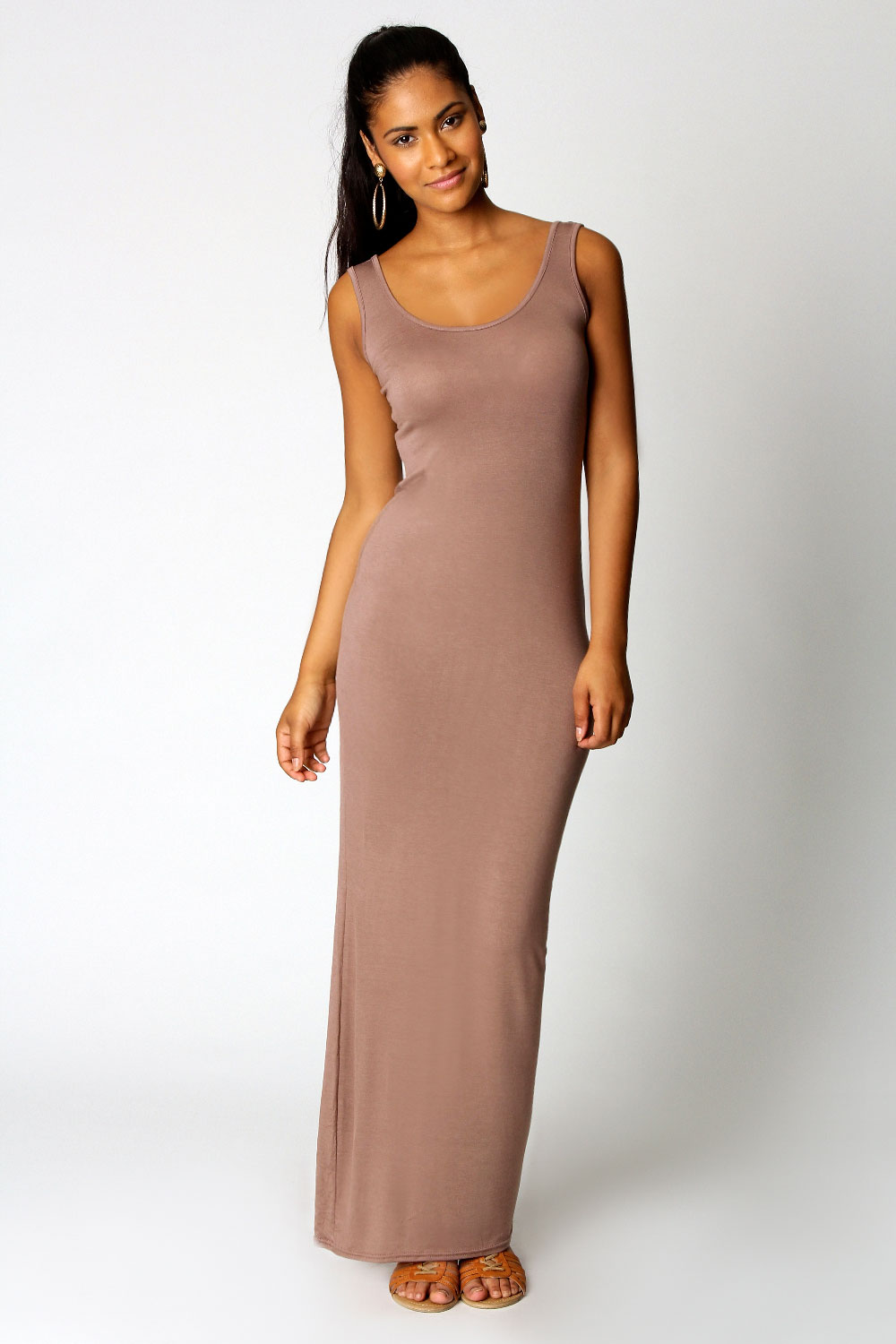Business Casual Maxi Dresses - m