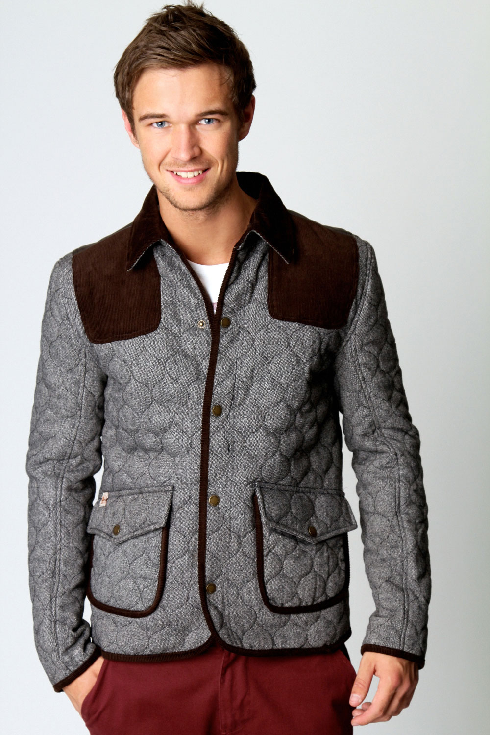 The inside lining adds warmth but I much prefer the older quilted nylon lining as it slides over your shirt or sweater much more easily. Still, this vest is unmatched in value and function including the much more expensive high end clothing in the outdoor catalogs.