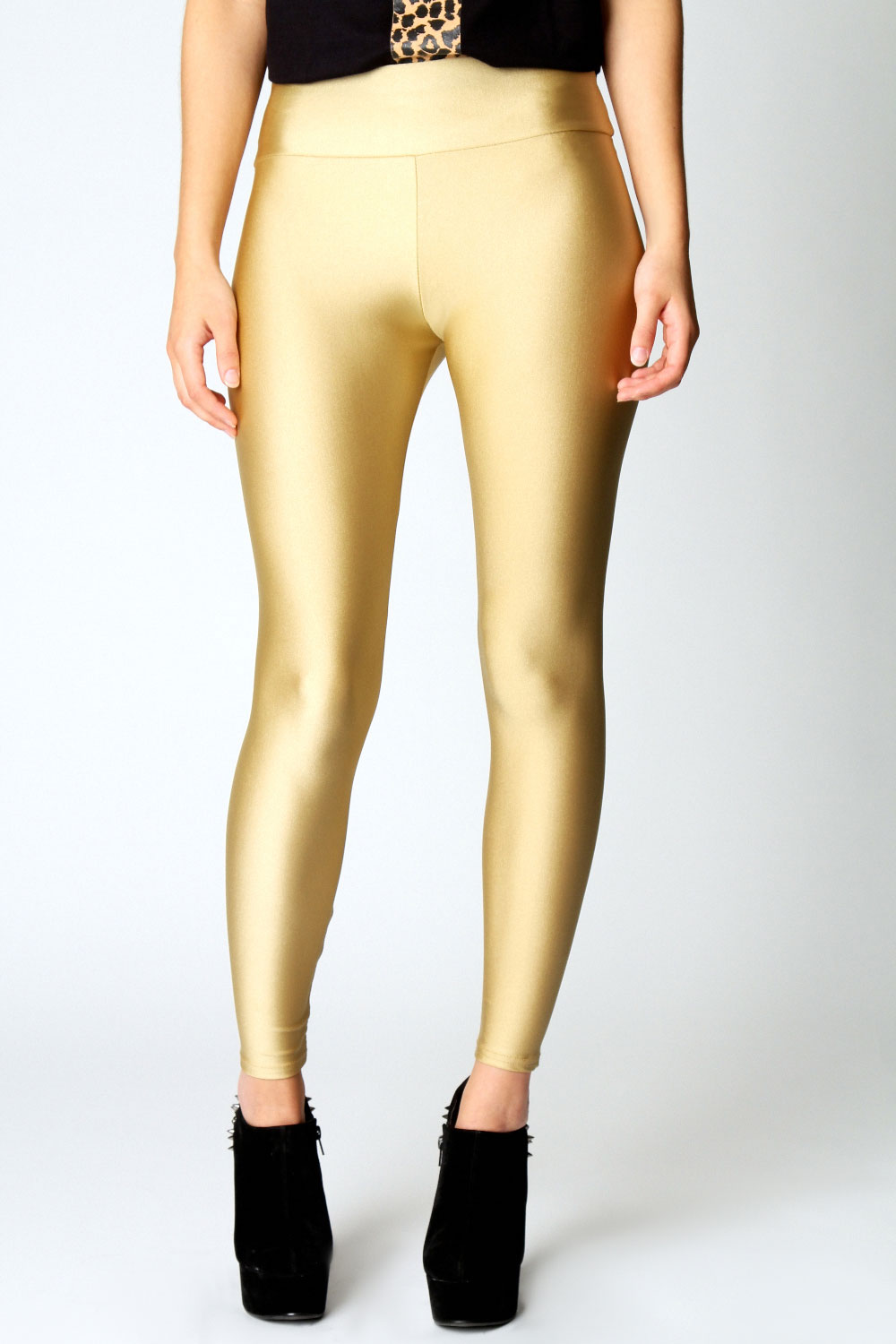 How to gold wear disco pants