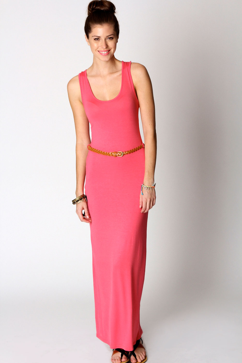 Boohoo-Laura-Racer-Back-Maxi-Dress