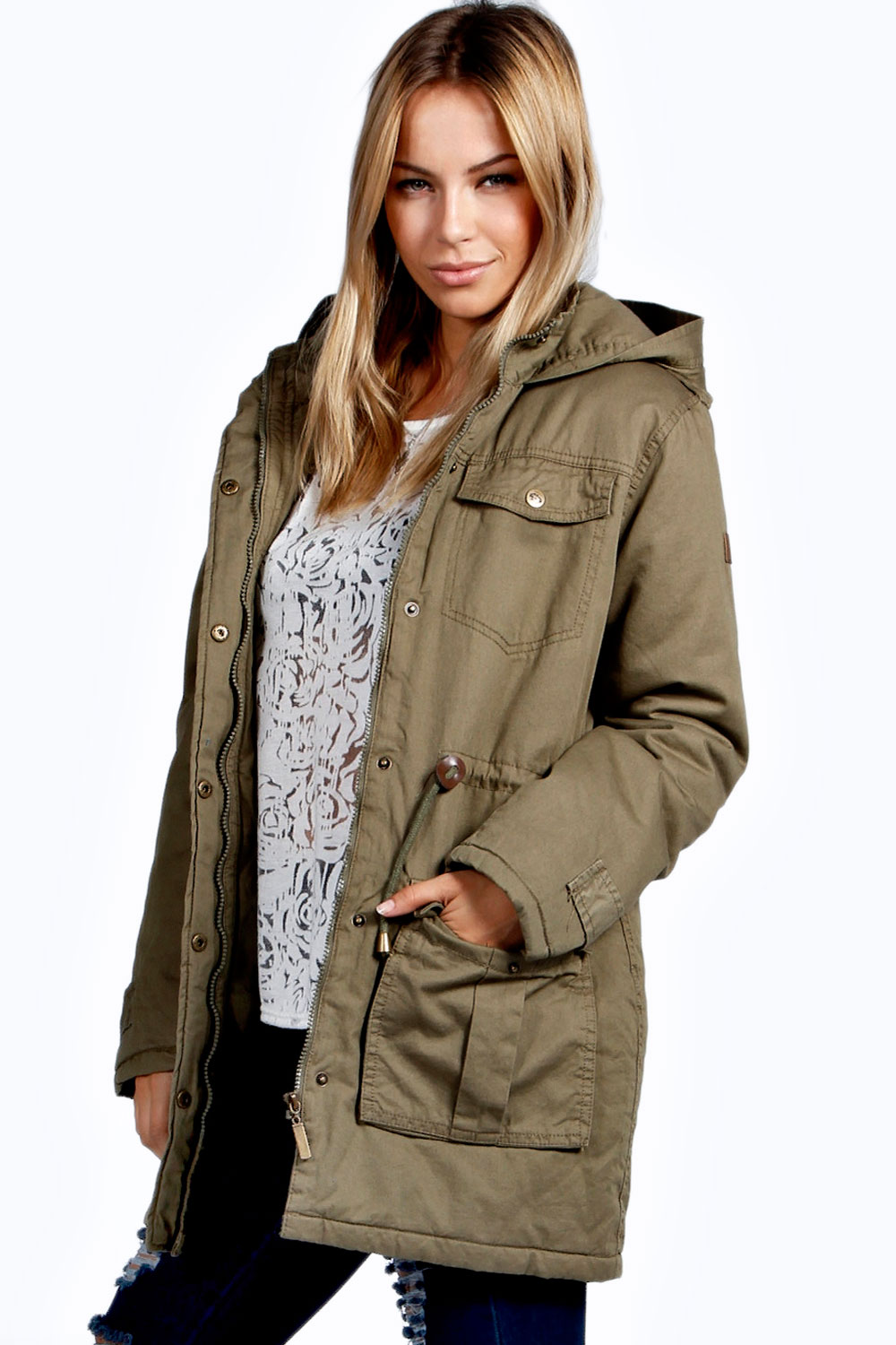 ladies cotton jackets - photo #37