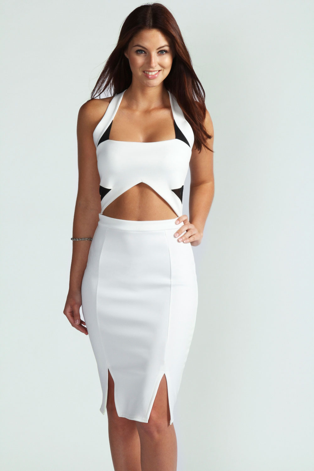 Boohoo-Womens-Ladies-Party-Short-Dress